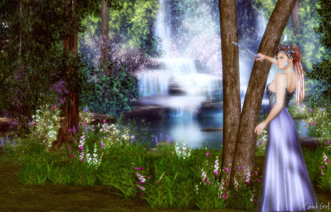 Enchantment in the Magic Forest